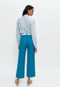 Uterqüe - Button-down blouse - multi-coloured - 2