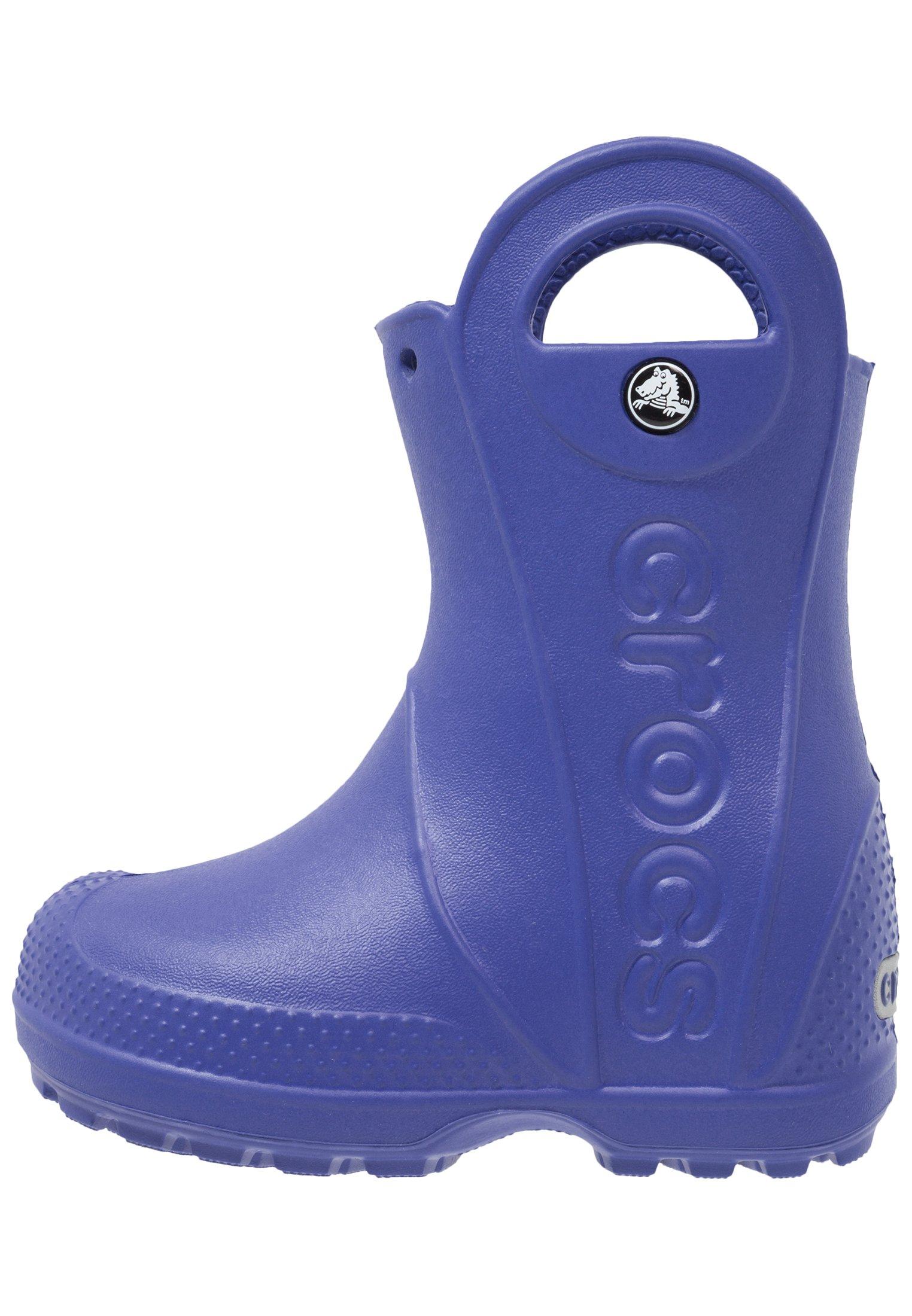 Köp Crocs Handle It Regnstövel, Navy | Jollyroom