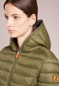 Save the duck - GIGA - Winter jacket - dusty olive - 4