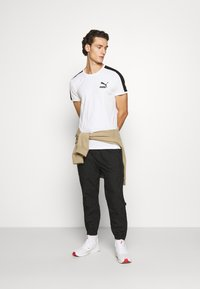 Puma - ICONIC SLIM - Sports shirt - white - 1