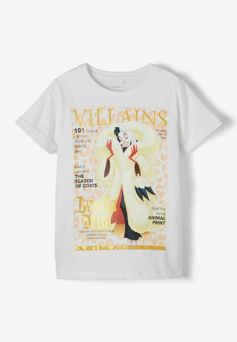Kinder DISNEY CRUELLA DE VIL - T-Shirt print