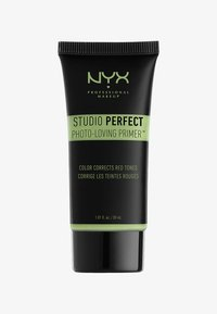 Nyx Professional Makeup - STUDIO PERFECT PRIMER - Primer - 2 green - 0