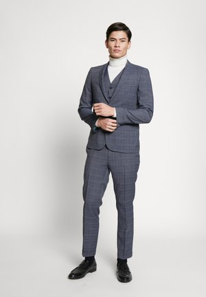 THORPE 3PCS SUIT SET - Oblek - blue