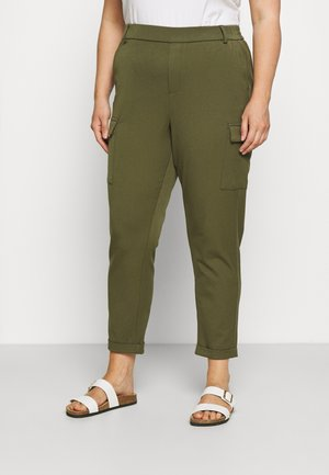VMKAYA PANT - Trousers - ivy green