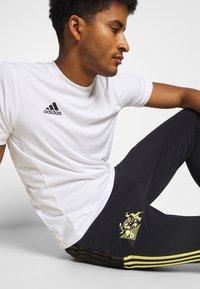 adidas Performance - JUVENTUS TURIN - Club wear - black/pyrite - 4