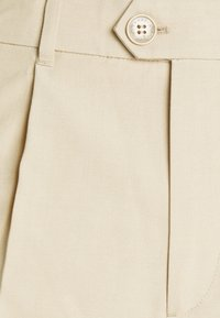 Weekday - CONRAD WIDE TROUSERS - Pantalon classique - beige - 2