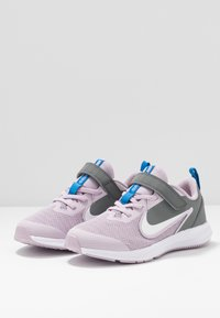 Nike Performance - DOWNSHIFTER 9  - Laufschuh Neutral - iced lilac/white/smoke grey/soar - 3
