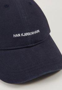 Han Kjøbenhavn - COTTON CAP - Cap - blue - 2