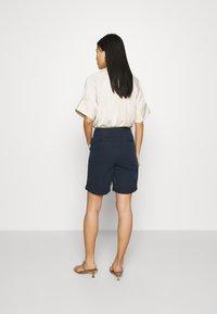 Marks & Spencer London - Shorts - dark blue - 2
