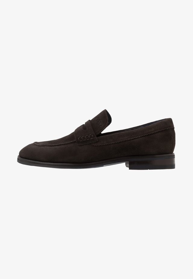 KLEITOS LOAFER - Slip-ins - dark brown