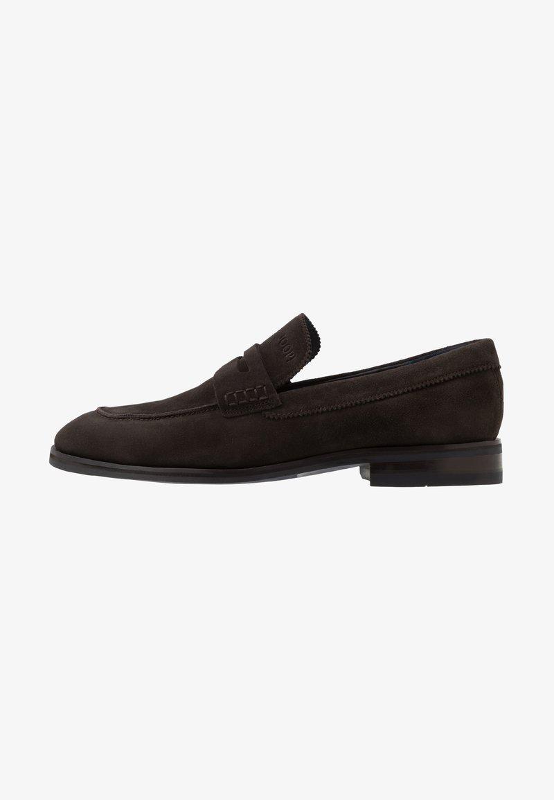 JOOP! - KLEITOS LOAFER - Elegantní nazouvací boty - dark brown