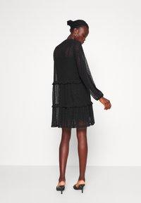 Even&Odd Tall - Day dress - black - 2