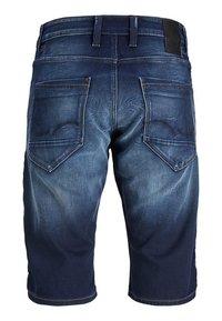 Jack & Jones - REX - Jeans Shorts - blue denim - 7