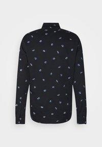 Scotch & Soda - REGULAR FIT CLASSIC ALL OVER PRINTED - Shirt - dark blue - 7