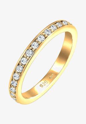 GLASS CRYSTAL - Ringe - gold