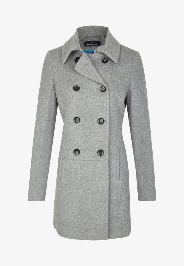 Short coat - silber