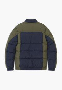 Jack & Jones Junior - JORSPECTOR PUFFER - Zimní bunda - navy blazer - 1