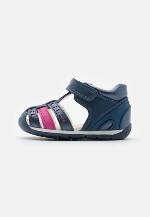 EACH GIRL - Sandals - avio/fuchsia