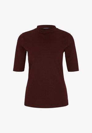 Basic T-shirt - plum