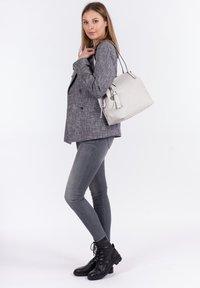 Tamaris - CARMEN - Handbag - ecru - 0