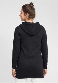 Oxmo - OLINDA - Zip-up hoodie - black - 2