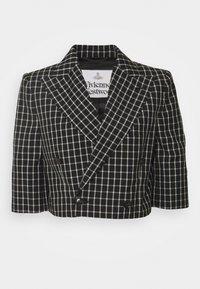 Vivienne Westwood - CROPPED JACKET - Blazer - black - 8