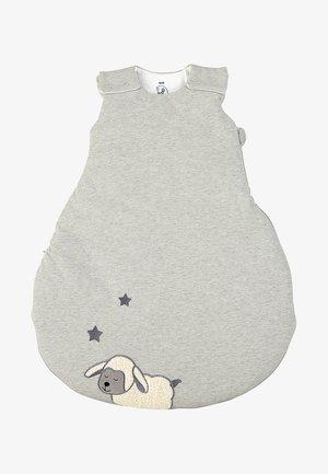 Baby's sleeping bag - grey