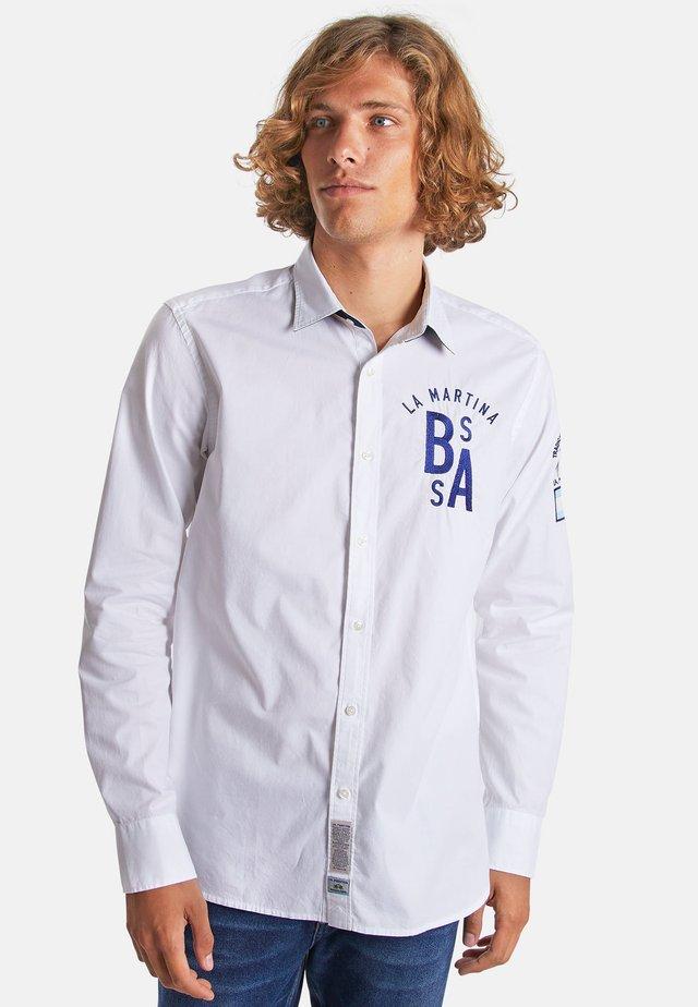 OLTAN - Shirt - optic white