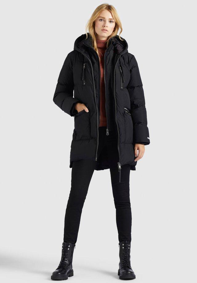SOFIA - Winter coat - schwarz