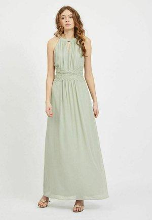 VIMILINA HALTERNECK MAXI DRESS - Occasion wear - desert sage