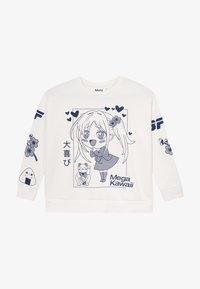 Molo - MANDY - Sweatshirt - white star - 3