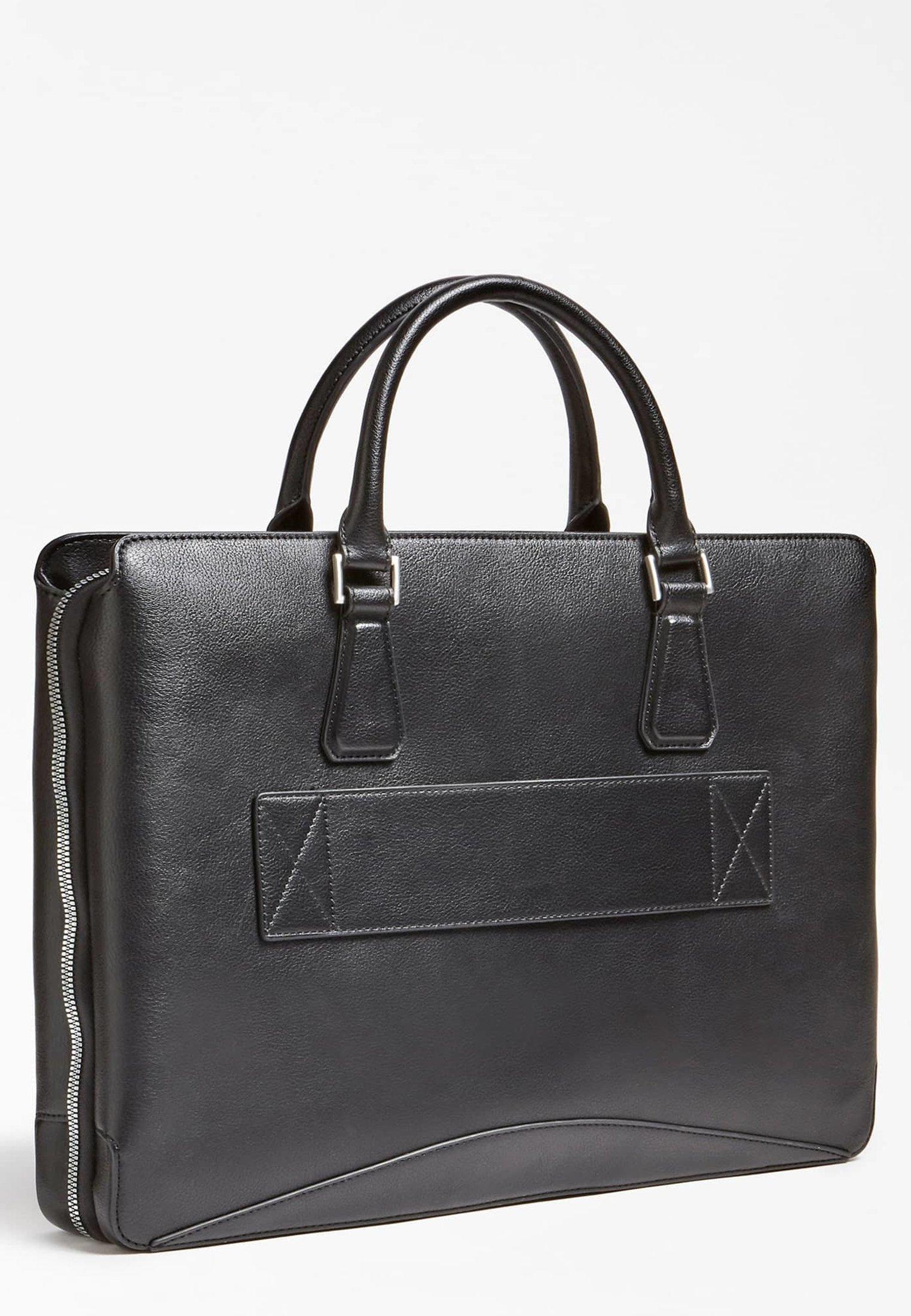 Guess Notebooktasche - schwarz - Herrentaschen tMGPL