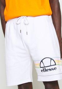 Ellesse - AIUTARMI - Shorts - white - 5