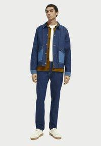 Scotch & Soda - Denim jacket - dress for adventure - 1
