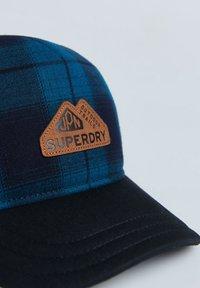 Superdry - VERMONT  - Cap - light blue - 2