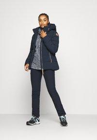 Icepeak - ANDRIA - Winter jacket - dark blue - 1
