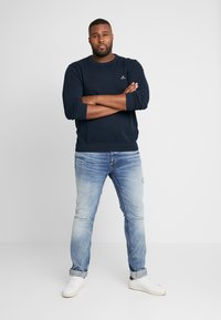 GANT - PLUS CREW - Jumper - evening blue - 1