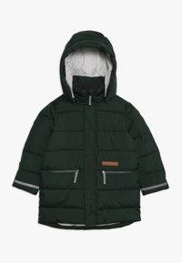 Didriksons - GÄDDAN KIDS PUFF JACKET - Winter coat - spruce green - 0