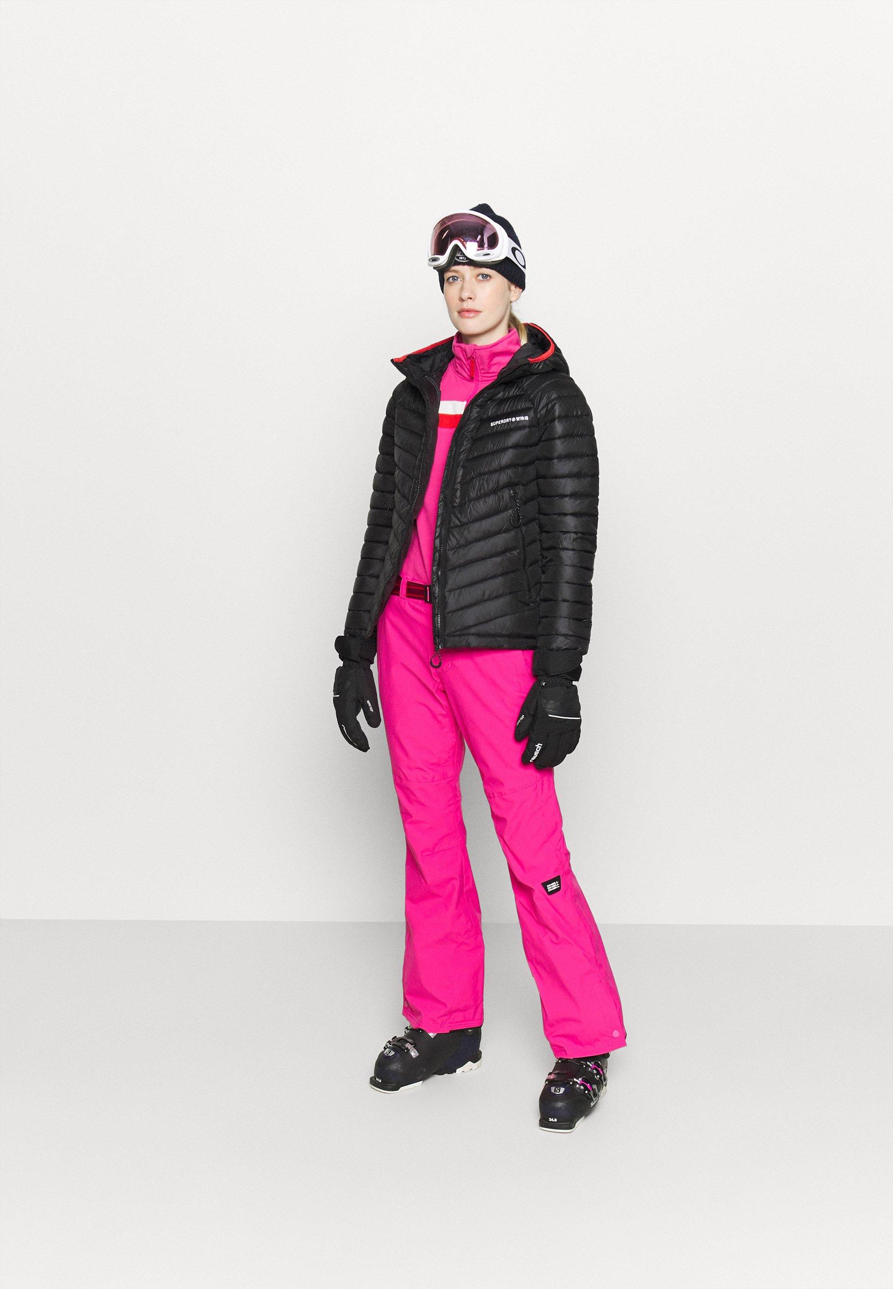 Women ALPINE PADDED MID LAYER - Ski jacket