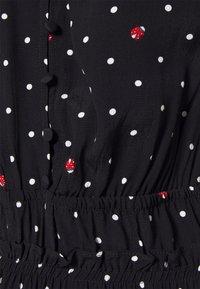 NAF NAF - Shirt dress - coxy noir - 2