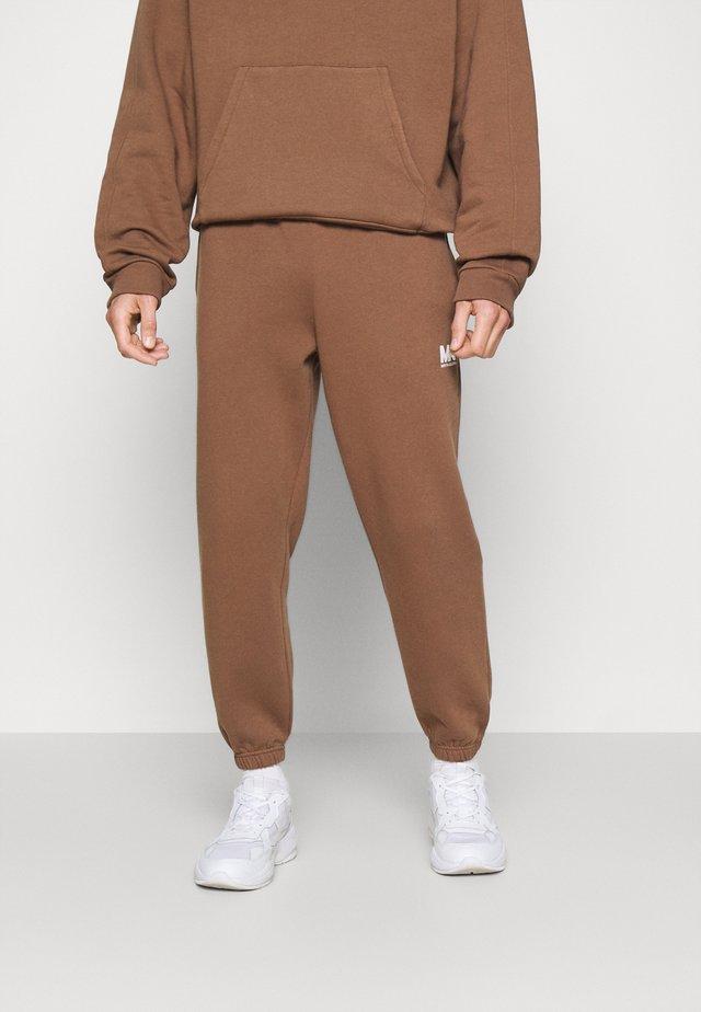 TRACKPANTS - Pantalon de survêtement - toffee