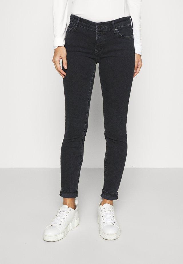 SIV CROPPED - Skinny džíny - sapphire black