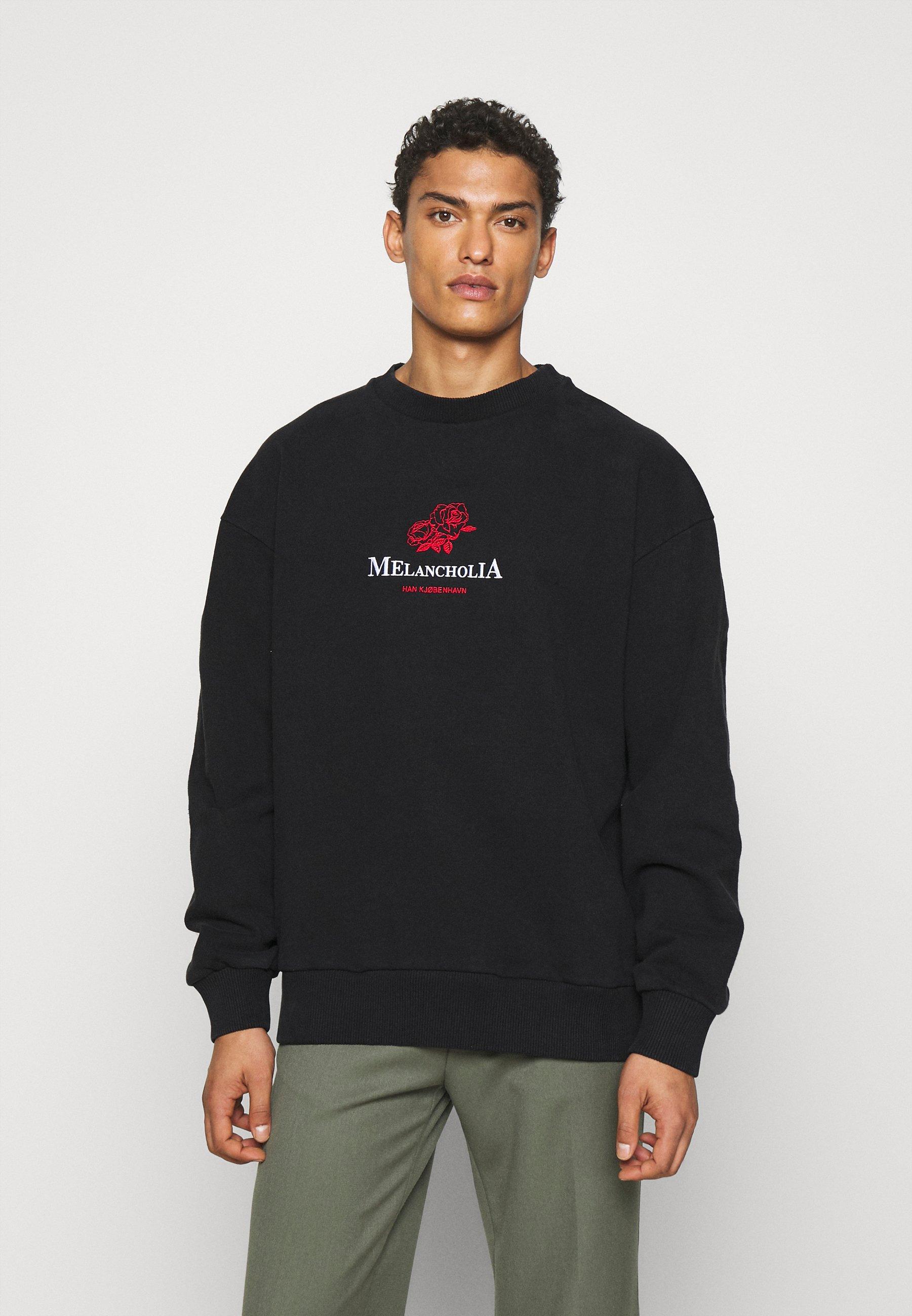 Homme BULKY CREW - Sweatshirt