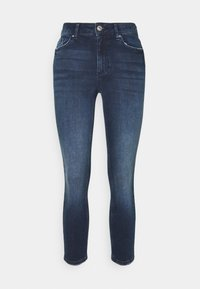Pieces Petite - PCDELLY - Jeans Skinny Fit - dark blue - 3