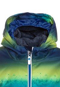 Killtec - VIEWY - Kurtka snowboardowa - neon blue - 2