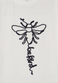 Name it - NMFDABEE - T-shirts print - snow white - 2
