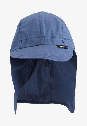 KIDS MIT NACKENSCHUTZ UNISEX - Sombrero - dark blue