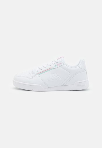 MARABU - Sports shoes - white/rosé