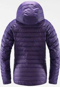 Haglöfs - Winter jacket - purple rain - 5