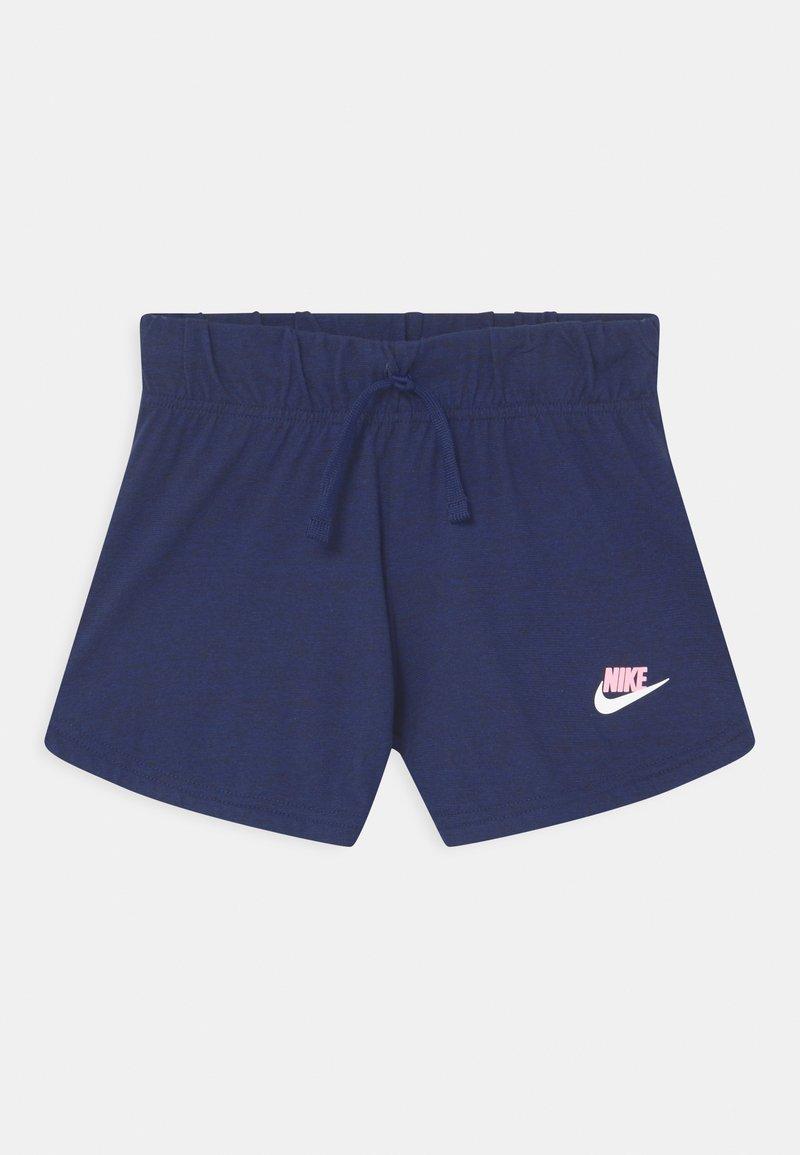 Nike Sportswear - Kraťasy - blue void